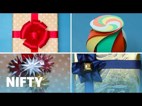 9 Creative Ways To Upgrade Boring Gift Wrap