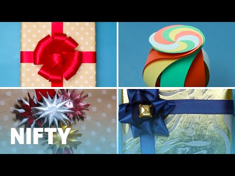 9 Creative Ways To Upgrade Boring Gift Wrap