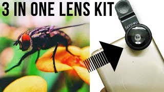 Best Smartphone Lens Kits Under 200Rs