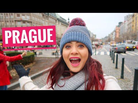 I AM IN PRAGUE