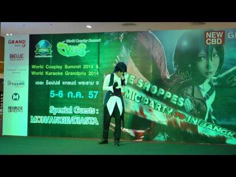 Thai World KARAOKE Grandprix Final Round part 2/6