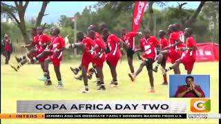 COPA Africa day two