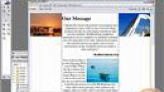 CSS Website Layouts in Adobe Golive!