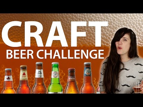 Irish People Taste Test Craft Beer