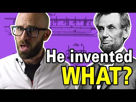 Lincoln's Patent