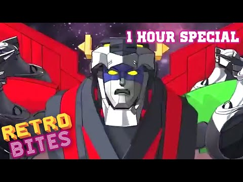 Voltron Official   1 HOUR COMPILATION   Voltron Force Full Episode video download