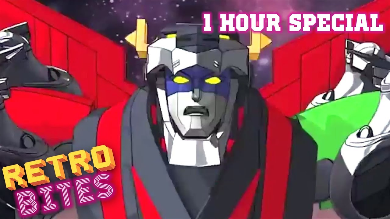 Voltron Official | 1 HOUR COMPILATION | Voltron Force Full Episode - YouTube
