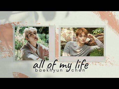 [EXO CHEN-BAEK] BaekHyun(백현) X Chen(첸) - All Of My Life (USE HEADPHONE)