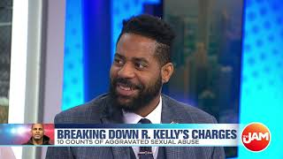 Breaking Down R. Kelly's Charges