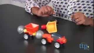 Smartmax Magnetic Discovery Tommy Train From Smart Toys & Games