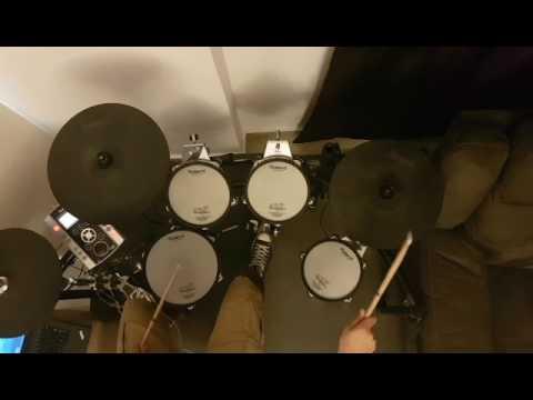 Dream theater Erotomania Drum Cover - Roland TD9kx2