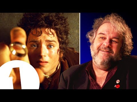 Lord of the Rings Director Peter Jackson on his greatest moments, and how Simon Pegg ripped him off.