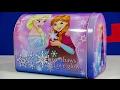 Disney Frozen Mailbox Toys Kinder Joy Surprise Egg MLP Blind Bag Shopkins Happy Places mp3