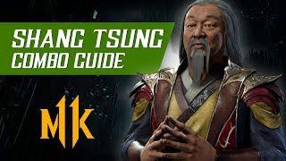 Shang Tsung Combo Guide (Tournament/Ranked) – Mortal Kombat 11
