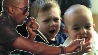 Repeat youtube video Songify This - Auto-Tune Cute Kids and Kanye