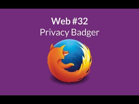 Privacy Badger - die Datenschutz-Erweiterung für Firefox
