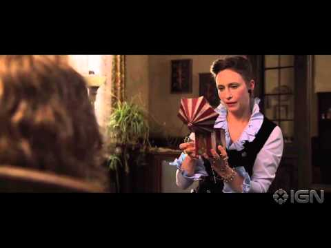 """The Conjuring - """"Mom And Dad Tell Me You Have A Friend"""" Clip"""