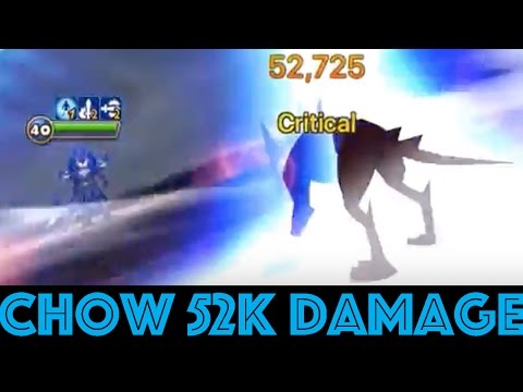 Summoners War CHOW 52K NUKE + RUNE GUDE