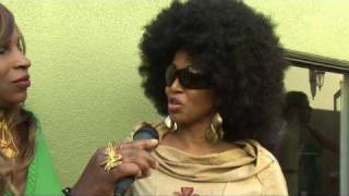 Marva King Interview with Tracy Tluv @ Fashion Meets Music - Pomp & Circumstance, A Royal Affair