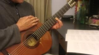 """Hướng Dẫn Guitar Solo Đoạn Dạo Đầu (Intro.) Bài """"LÒNG  MẸ"""""""