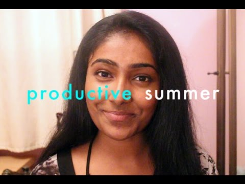 STARTING SIXTH FORM ADVICE // TIPS FOR A PRODUCTIVE SUMMER HOLIDAY
