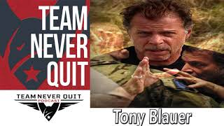 EP.# 84: Tony Blauer – Combatives Instructor – Fear Expert – All Around Badass