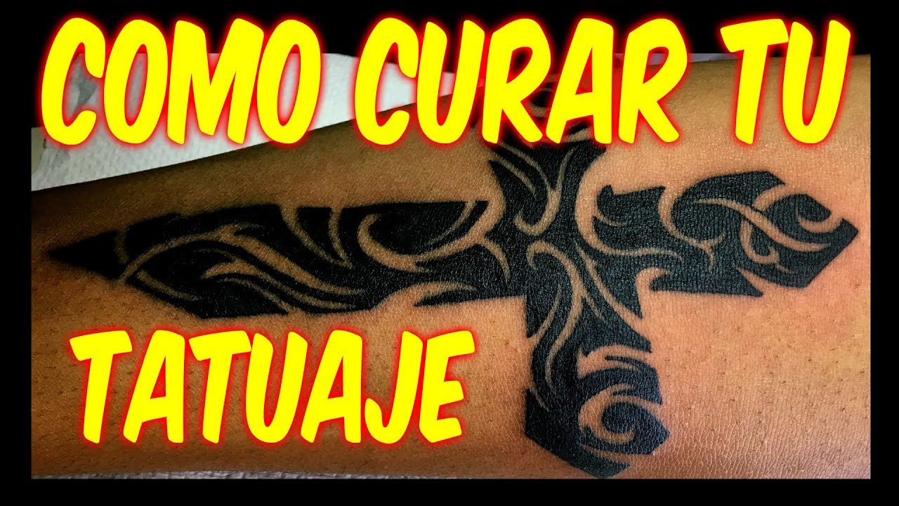 Como Cuidar Un Tatuaje Recien Hecho Tattoo Tattoo Fort Youtube