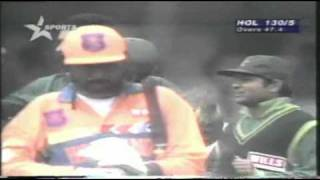 17th Match: Pakistan v Netherlands at Lahore - Feb 26, 1996