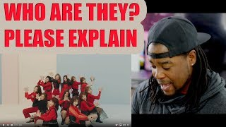 IZ*ONE (아이즈원) - 라비앙로즈 (La Vie en Rose) MV | REACTION!!!