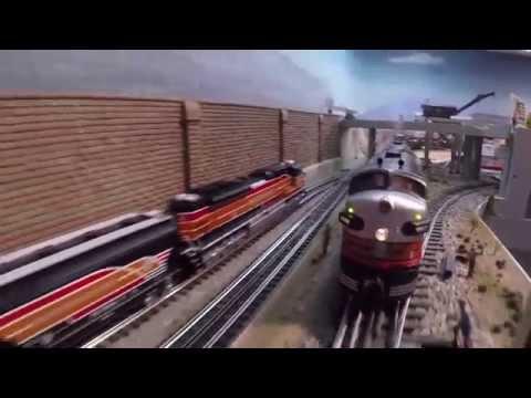 TJ's Trains....GoPro Diesels and Drones