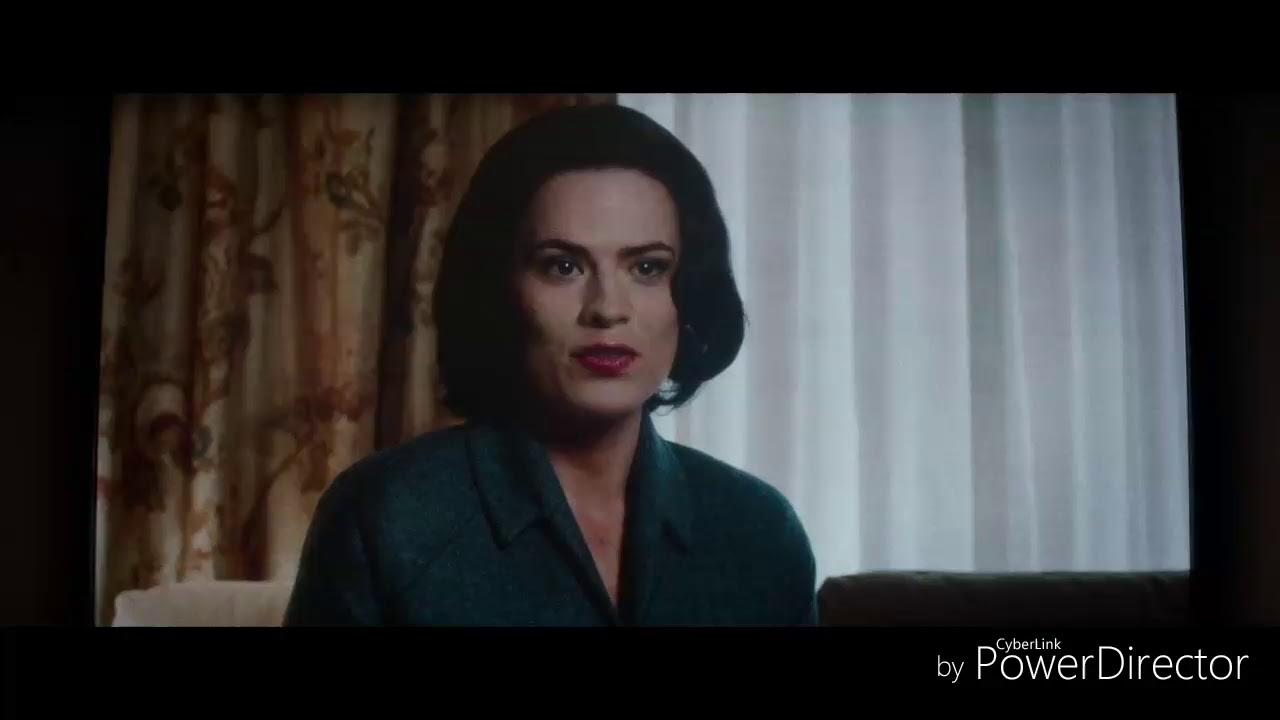 Peggy Captain America Movie