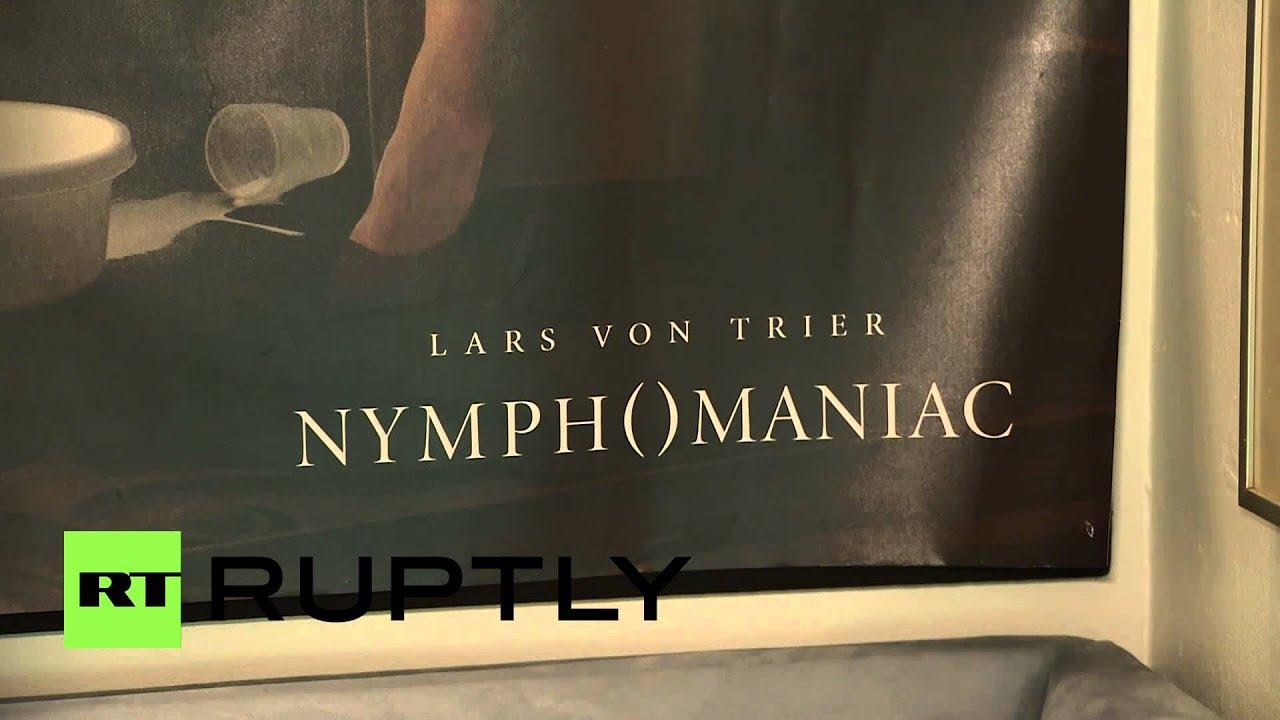 Nymphomaniac At Movie Theatre Porn Vid denmark: lars von trier's sexually explicit opus nymphomaniac airs on christmas