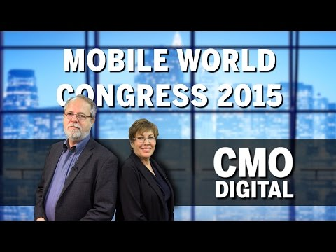 CMO Digital: Mobile World Congress - Barcelona & the future of e-commerce