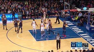 2nd Quarter, One Box Video: New York Knicks vs. Minnesota Timberwolves