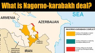 What is Nagorno-karabakh deal? (by: Midhat Sultana)