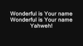 Watch Shawn Mcdonald Yahweh video