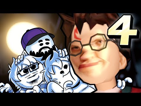 Oney Plays Harry Potter and the Chamber of Secrets - EP 4 - Hufflebottom
