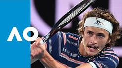 The most unbelievable shots from the 2020 Australian Open