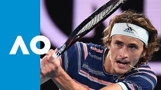 The most unbelievable, bonkers, 'wish you were there' shots from australian open 2020!