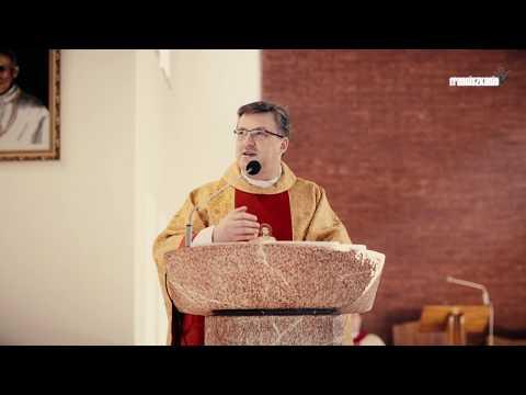 Niedziela Miłosierdzia - o. Jan Maciejowski (homilia)