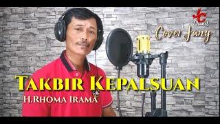 Tabir Kepalsuan-H.Rhoma irama  Cover by Jany