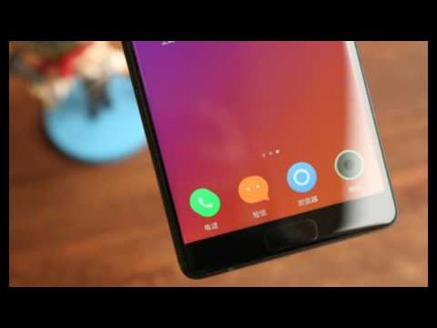 ZUK Edge - безрамочный смартфон от корпорации Lenovo в стиле Xiaomi Mi Mix