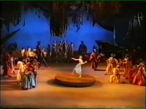 Svetlana Zakharova - Mariinsky Le Corsaire