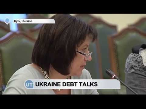 Ukraine Starts IMF Debt Talks: Debt restructuring part of IMF bailout agreement