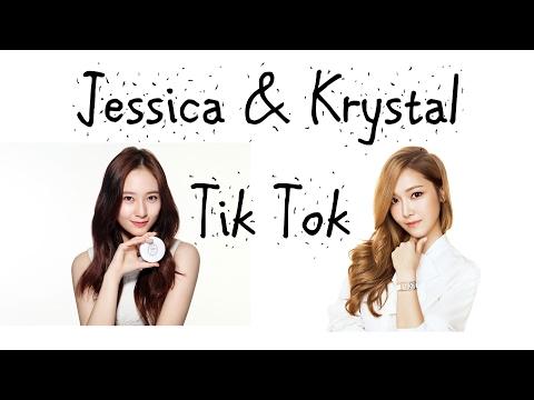Jessica & Krystal - Tik Tok [Line Distribution]