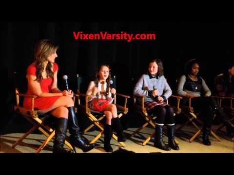 SiriusXM's TheMoms Annie Movie Event with Foster Kids Actors Part 1