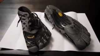 2103 IMPACT Magazine Shoe Reviews: Vibram 5-Fingers SeeYa LS