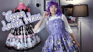 Tokyo Trip Lolita Fashion Haul ❤ Happy International Lolita Day ❤