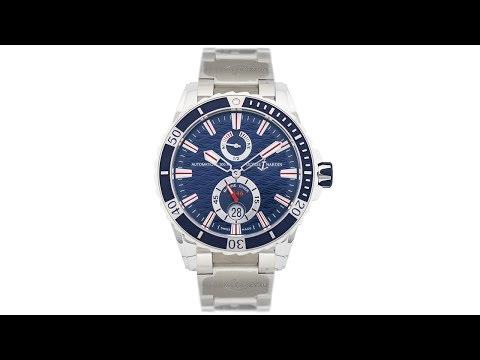 Ulysse Nardin Maxi Marine Diver 263-10-7m/93