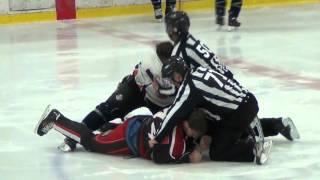 Résumé mauvaise sortie du HockeyProfil défait de 7 à 4 à Waterloo